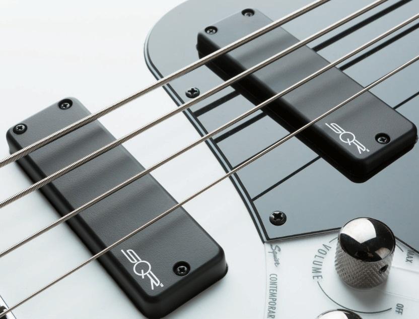 Squier Contemporary Active Jazz Bass