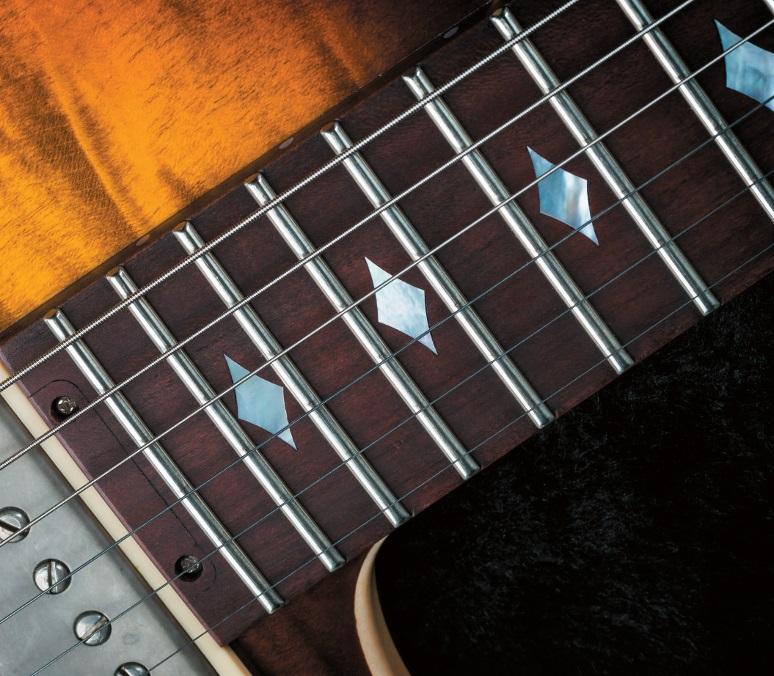 Tausch Guitars 659 Blacknut