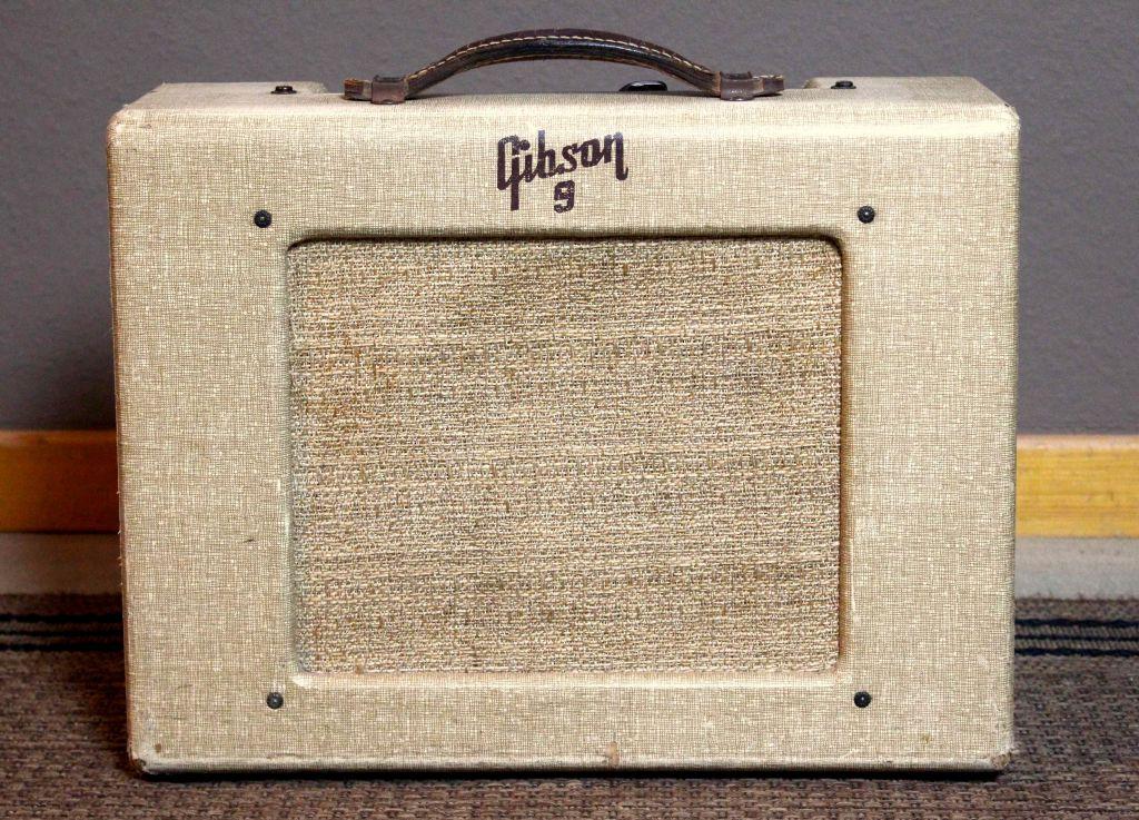 1956 Gibson GA-9
