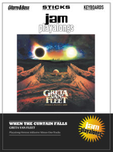 Produkt: When The Curtain Falls – Greta Van Fleet