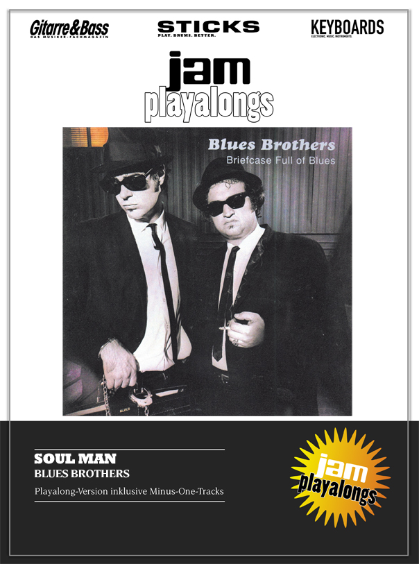 Produkt: Soul Man – The Blues Brothers
