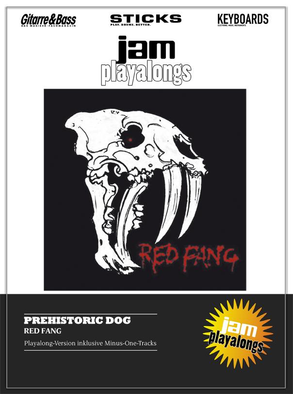 Produkt: Prehistoric Dog – Red Fang