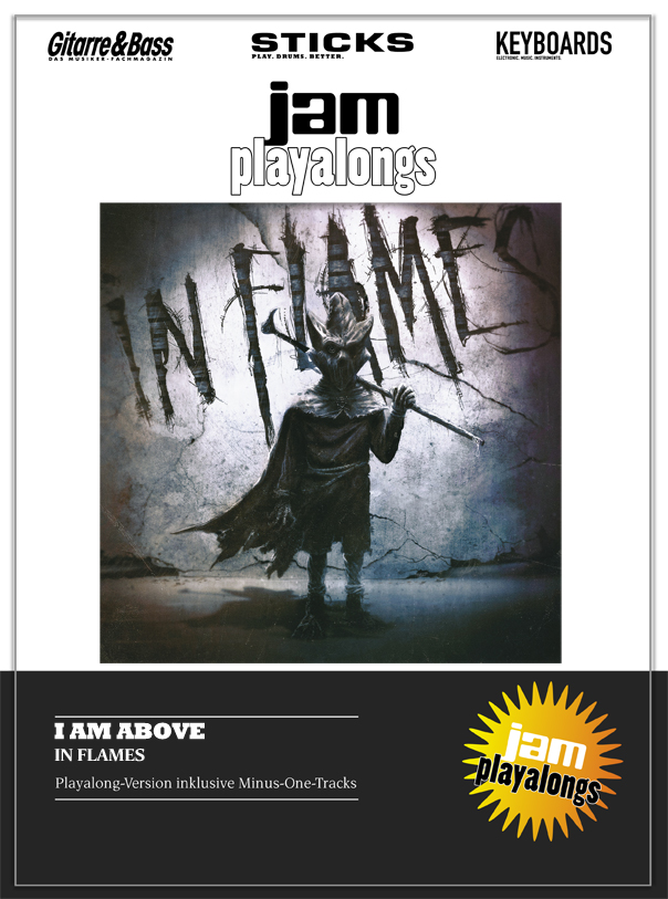 Produkt: I Am Above – In Flames