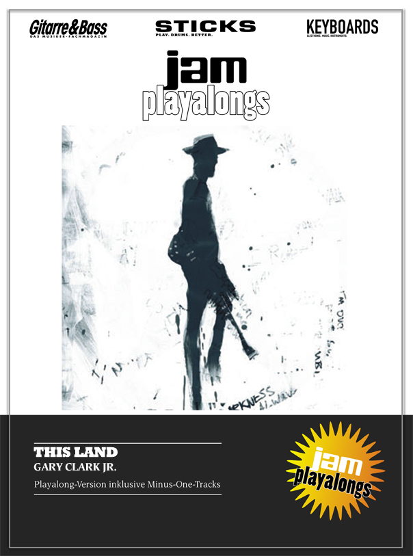 Produkt: This Land – Gary Clark Jr.