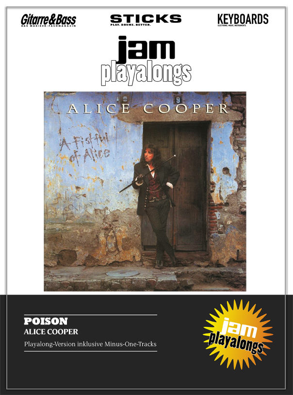 Produkt: Poison – Alice Cooper