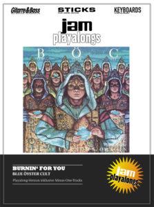 Produkt: Burnin' For You – Blue Öyster Cult