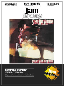 Produkt: Scuttle Buttin' – Stevie Ray Vaughan