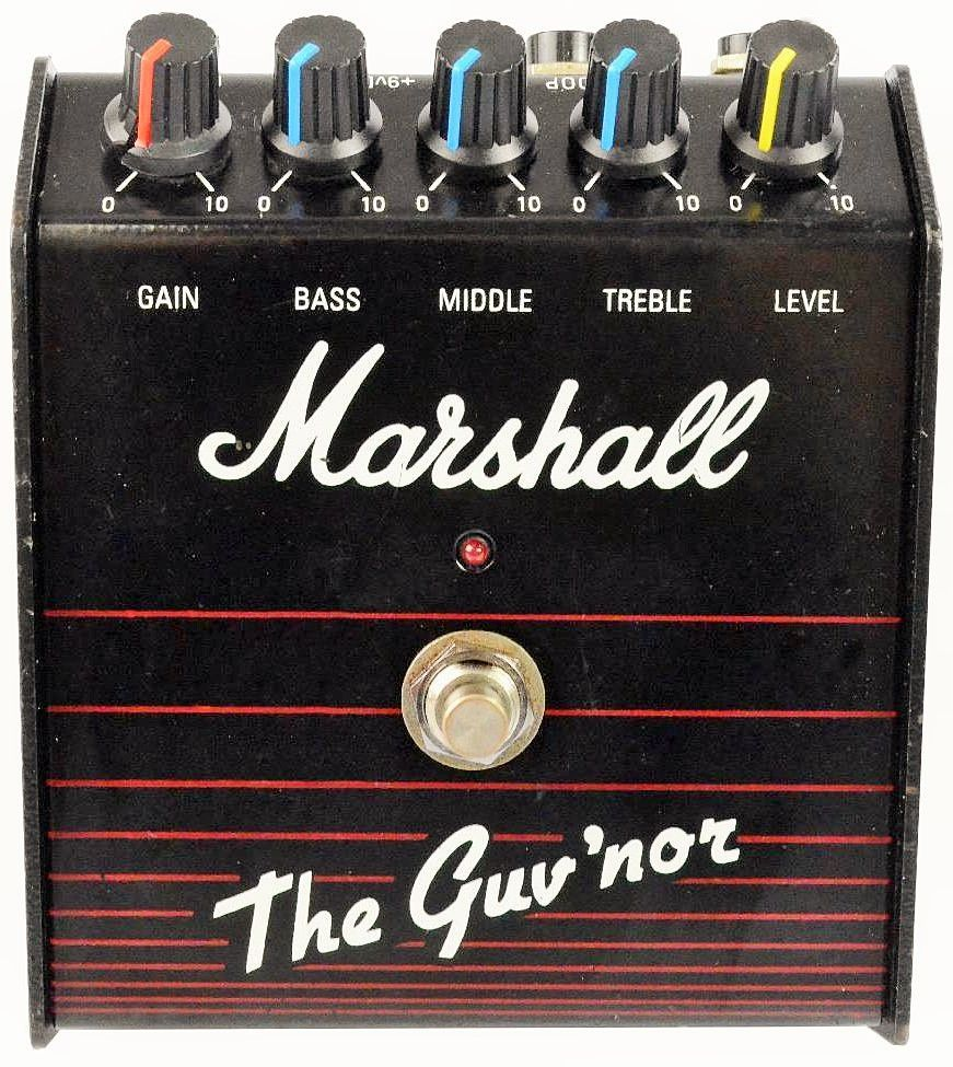 Marshall Guv'nor