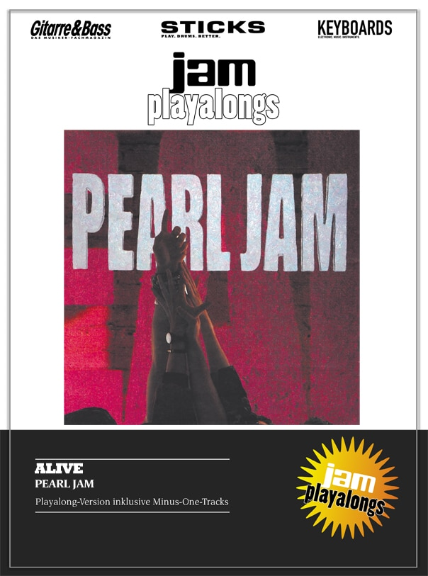 Produkt: Alive – Pearl Jam