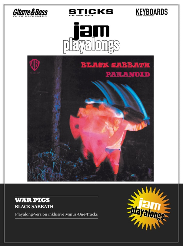 Produkt: War Pigs – Black Sabbath