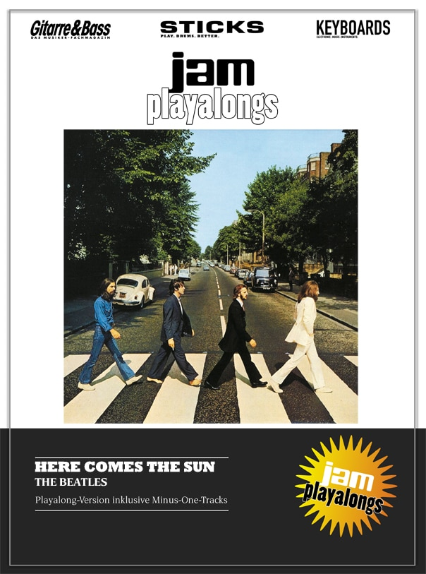 Produkt: Here Comes The Sun – The Beatles
