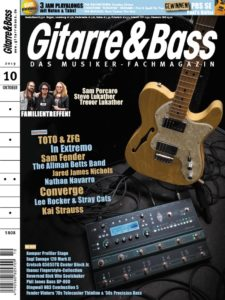 Produkt: Gitarre & Bass 10/2019 Digital