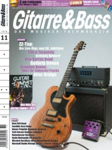Produkt: Gitarre & Bass 11/2019 Digital