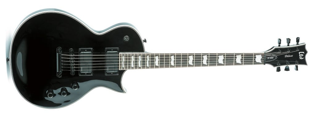LTD by ESP Deluxe EC-1000 Fluence BLK