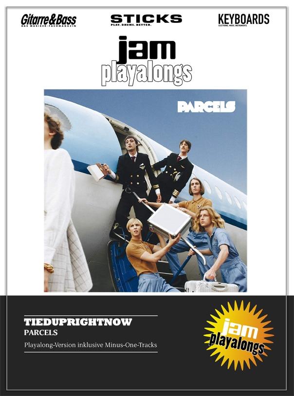 Produkt: Tieduprightnow – Parcels