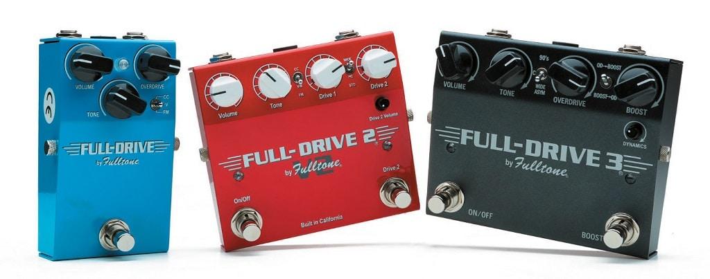 Fulltone Full-Drive
