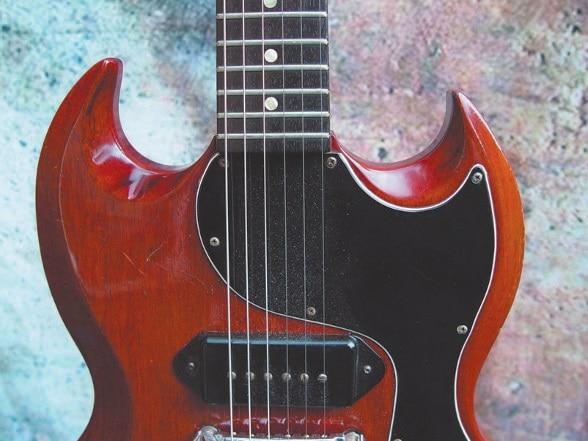 1963 Gibson SG Junior