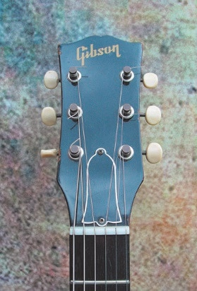 1963 Gibson SG Junior Kopf