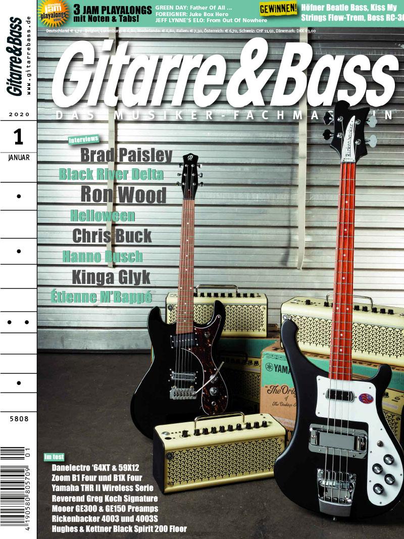 Produkt: Gitarre & Bass 01/2020