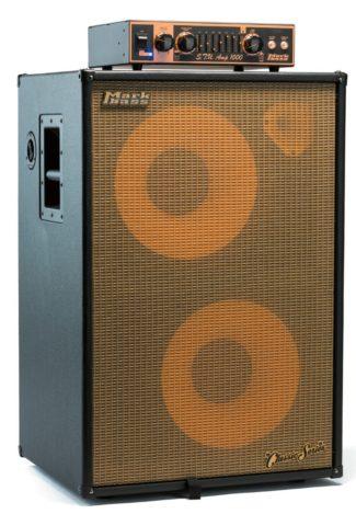 Markbass S.T.U. Amp 1000 & Classic 152SH