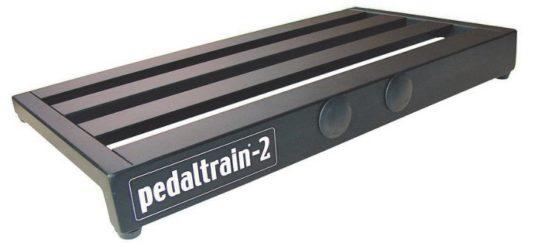 Pedaltrain Konstruktion