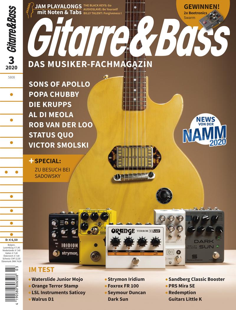 Produkt: Gitarre & Bass 03/2020