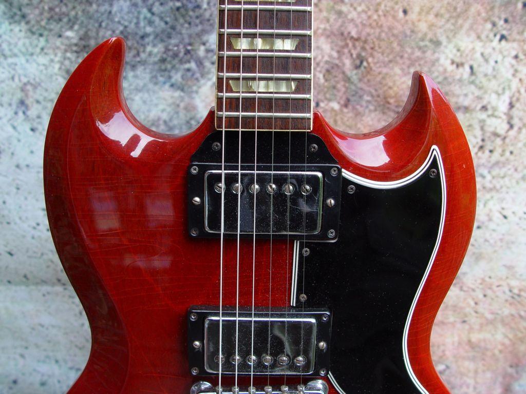 Gibson 1965 SG Standard