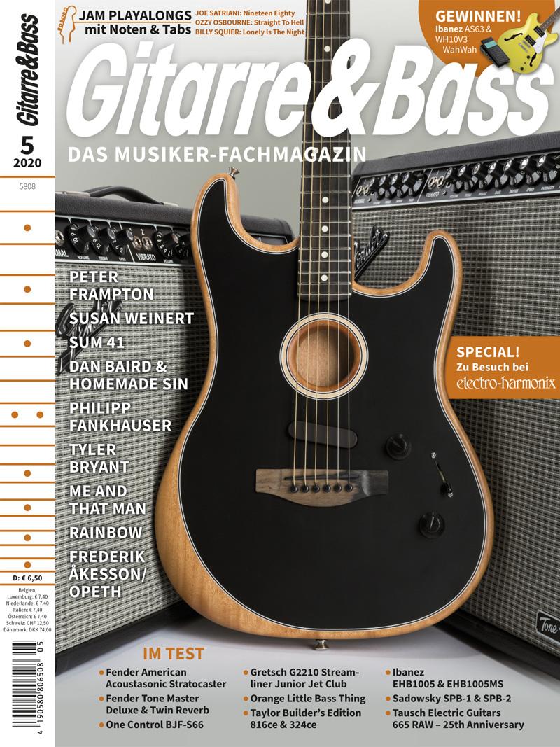 Produkt: Gitarre & Bass 05/2020
