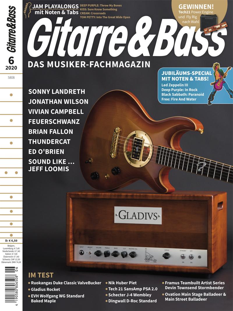 Produkt: Gitarre & Bass 06/2020