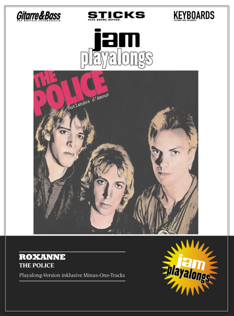 Produkt: Roxanne – The Police