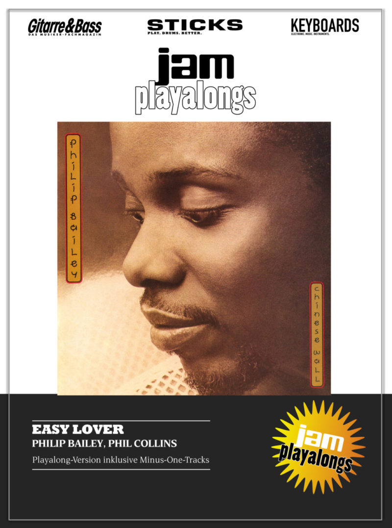 Produkt: Easy Lover – Philip Bailey und Phil Collins