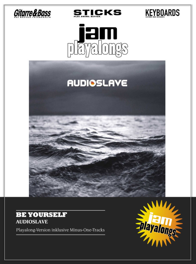 Produkt: Be Yourself – Audioslave