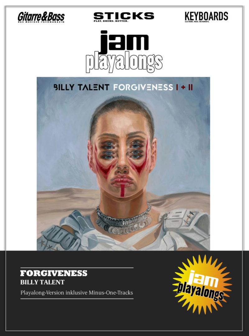 Produkt: Forgiveness – Billy Talent