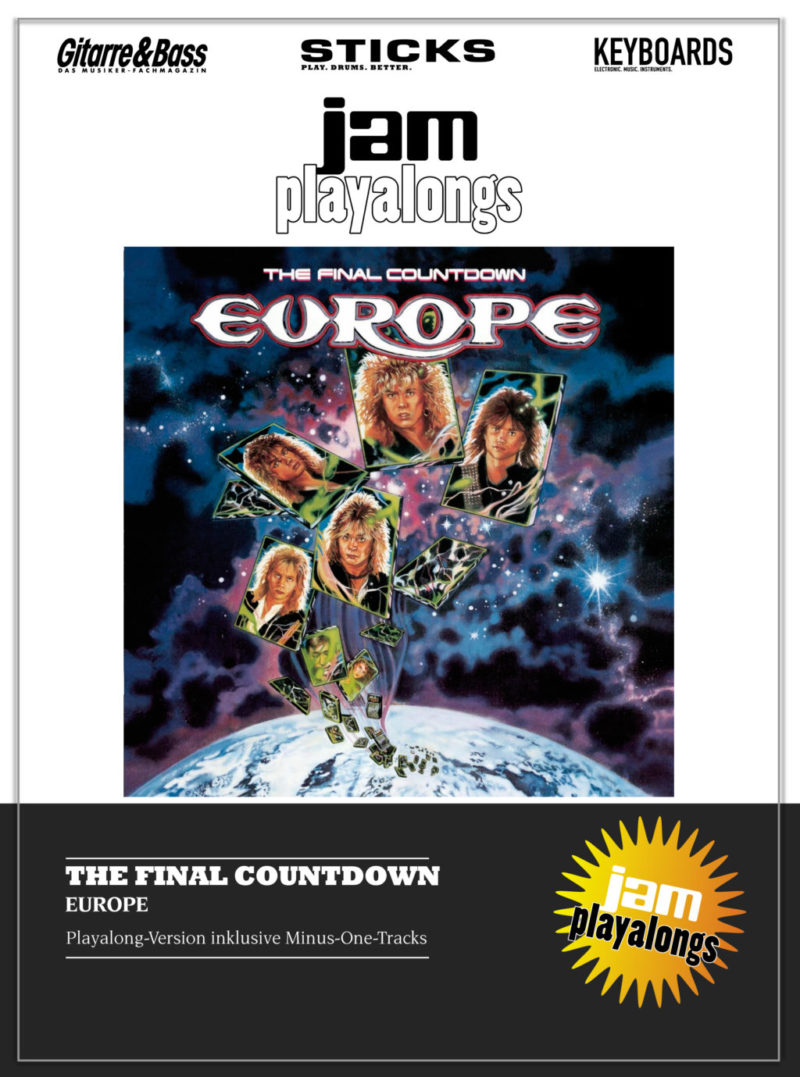Produkt: The Final Countdown – Europe