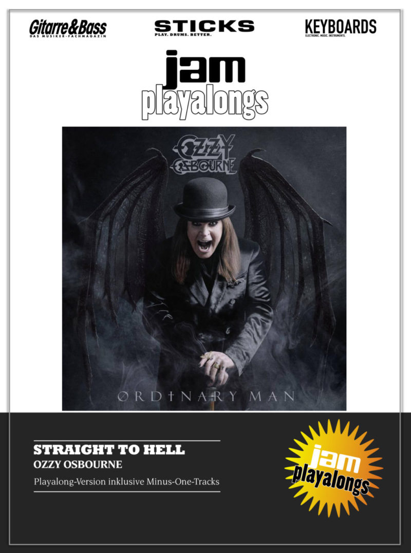 Produkt: Straight to Hell – Ozzy Osbourne