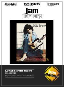 Produkt: Lonely Is the Night – Billy Squier