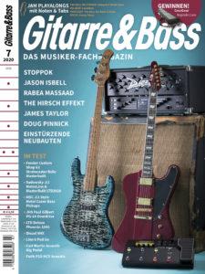 Produkt: Gitarre & Bass 07/2020
