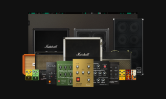 Softube Amp Room und Marshall Cabinet Collection