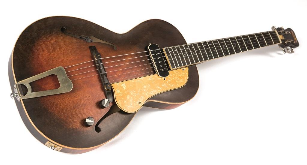 Test Gris Gris Guitars Komet Gitarre Bass