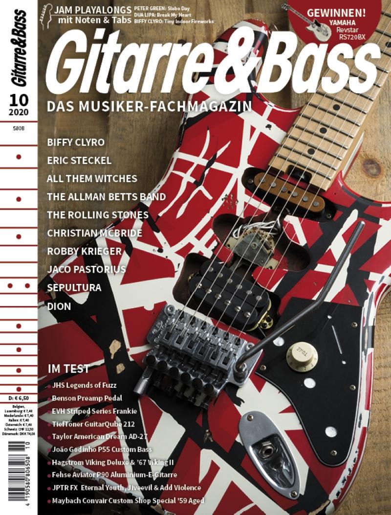 Produkt: Gitarre & Bass 10/2020