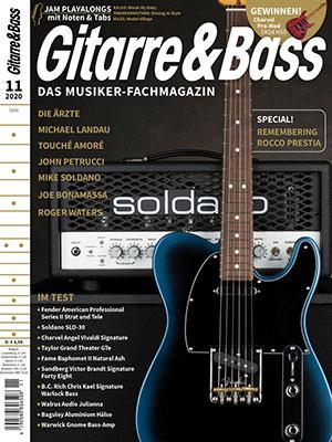 Gitarre & Bass 11/2020