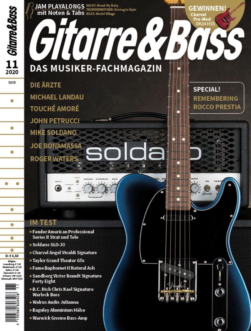 Produkt: Gitarre & Bass 11/2020
