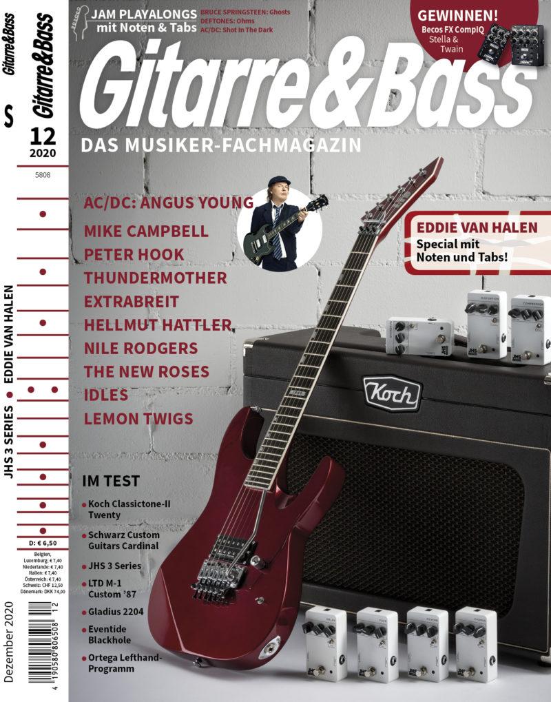 Produkt: Gitarre & Bass 12/2020