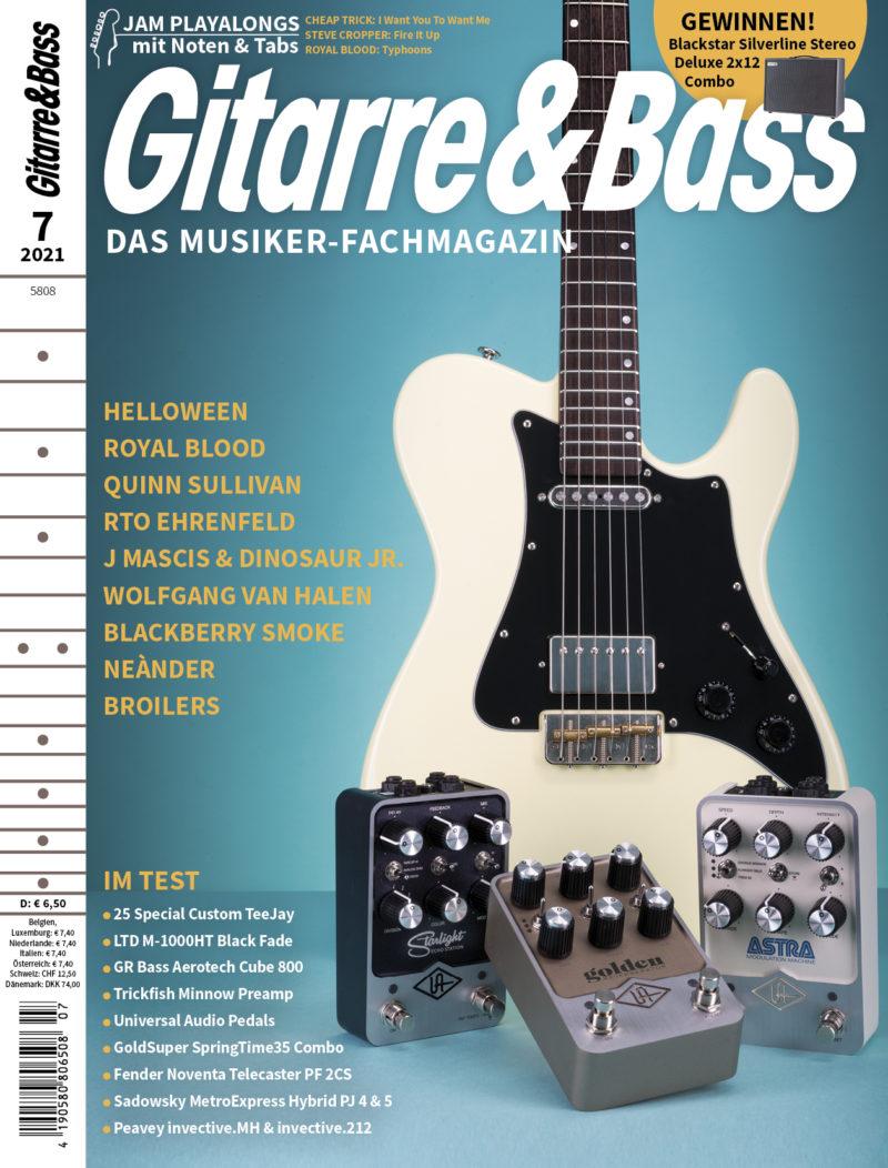 Produkt: Gitarre & Bass 7/2021