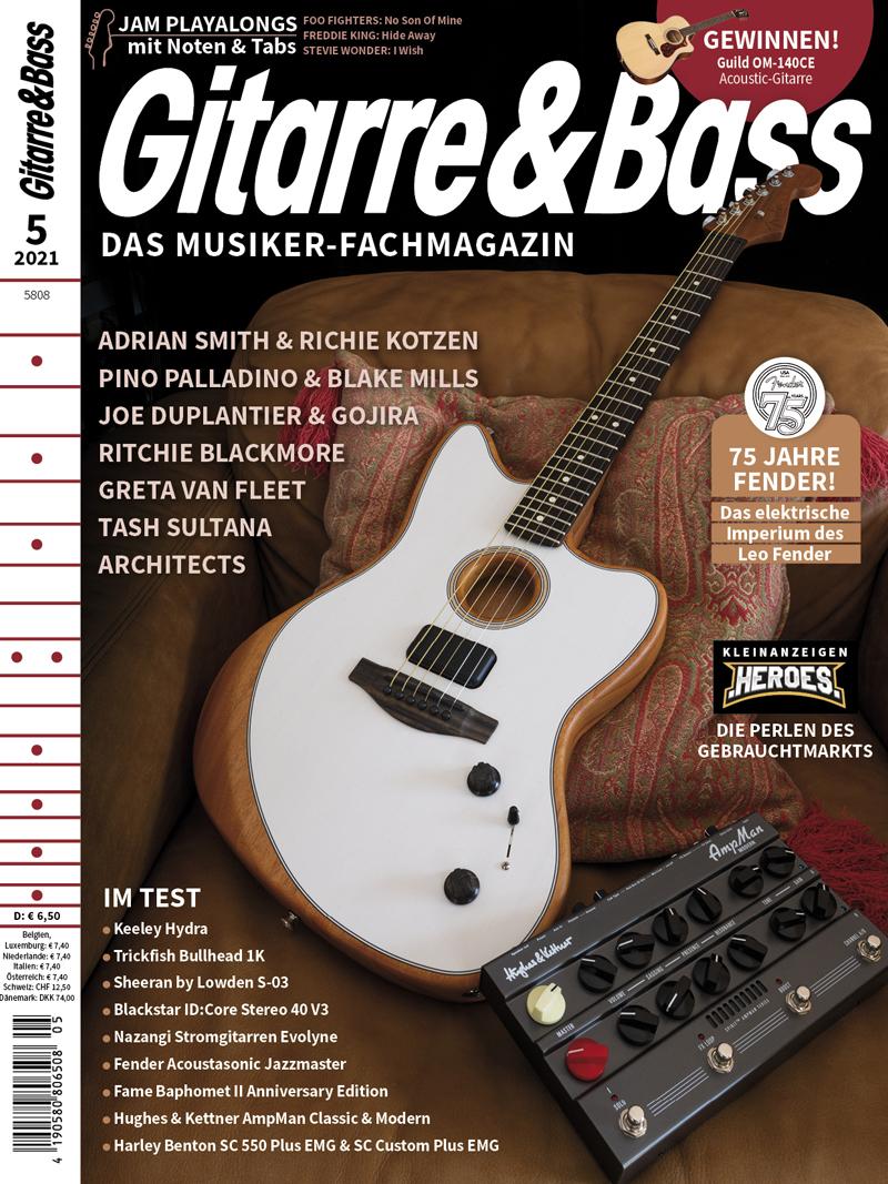 Produkt: Gitarre & Bass 5/2021