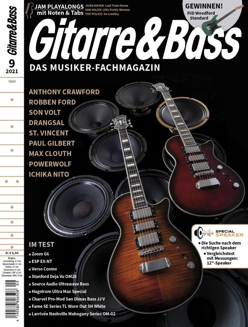 Produkt: Gitarre & Bass 9/2021