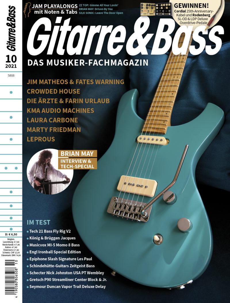 Produkt: Gitarre & Bass 10/2021