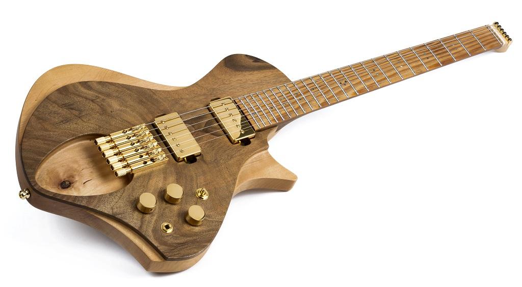 Test Odem Guitars Gignera Gitarre Bass