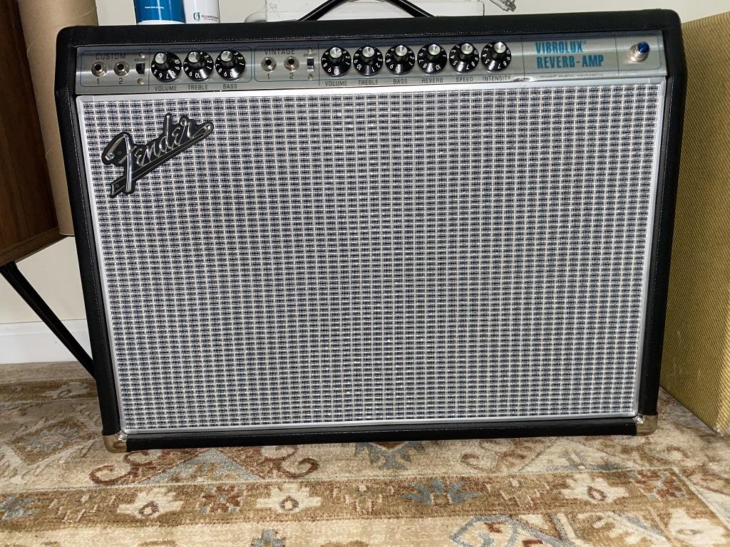 Fender 68 Custom Vibrolux